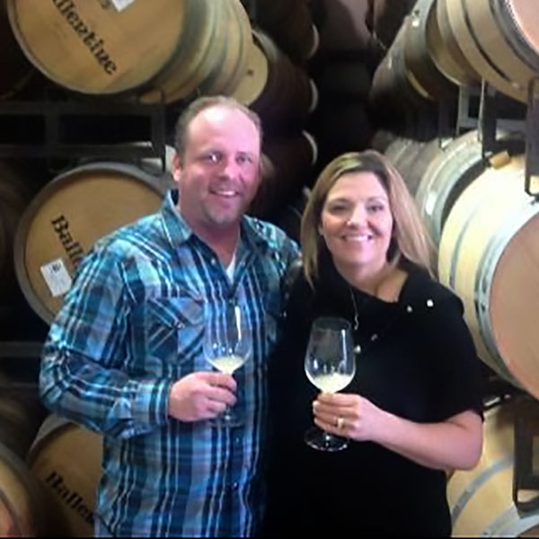 Waters Edge Winery and Bistro - Broken Arrow Biography