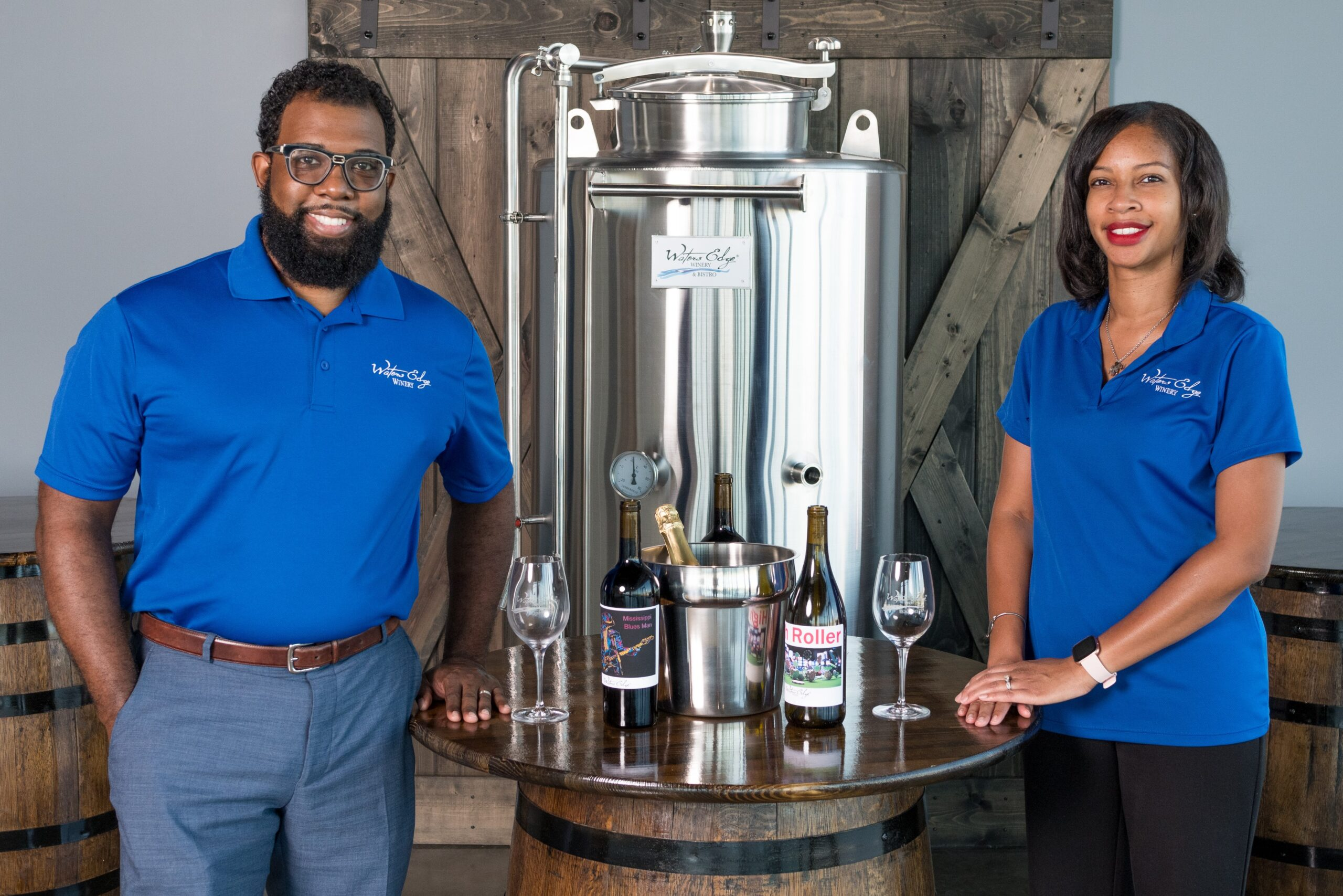 "Featured image for ""Richmond couple set to open winery, bistro"""