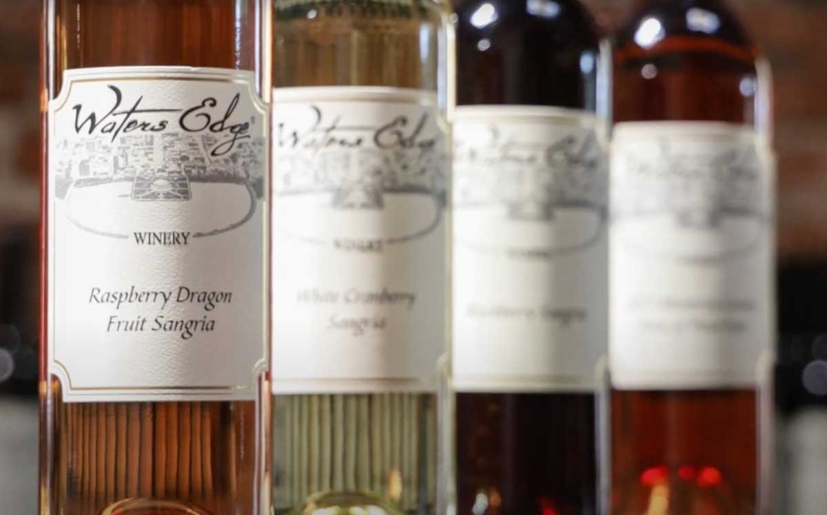 """Featured image for """"Meet Waters Edge Winery, the chain that's making wine accessible to everyone — and rapidly expanding"""""""